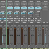 Preview for How to Create a Complex Network Echo in Logic Pro