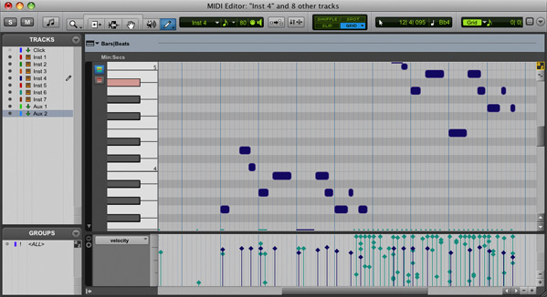 Top 20 New Features in Pro Tools 8 & How to Use Them