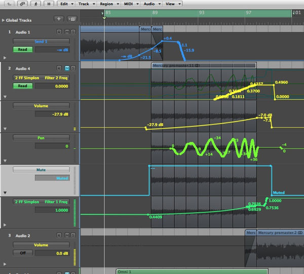 Creating Rich Soundscapes with Organic & Electronic Sounds