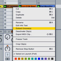 Understanding Ableton Live 8's New Groove Engine