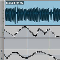 Using Automation in Pro Tools 8