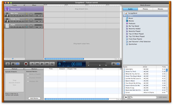 How to Create Professional Podcasts with GarageBand