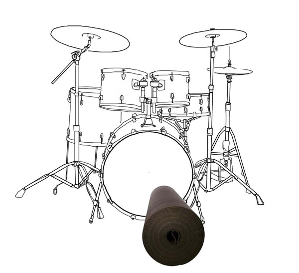 How to Record the Best Live Drum Sound Ever