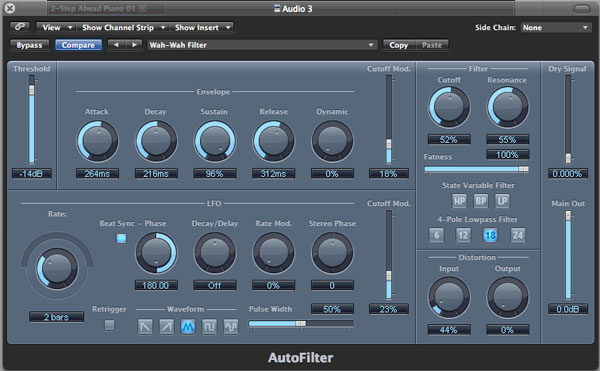 how to get great distortion sound logic pro x