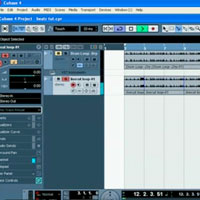 Preview for  Generating Drum Fills With VST Livecut In Cubase 4