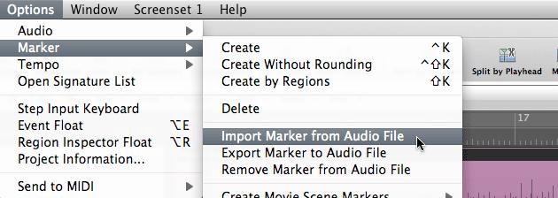 importMarker