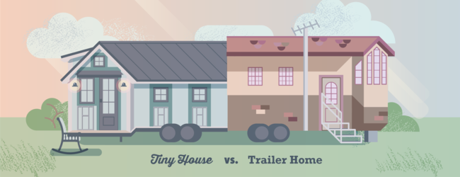 THE TINY HOUSE BRAND—NOT SUCH A TINY TALE