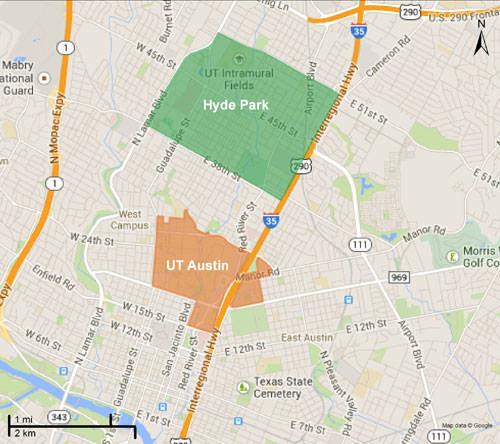 Aspenwood Apartments Hyde Park Apartments in Austin TX 78751