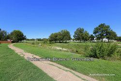 Cameron Road Buttermilk Branch Greenbelt