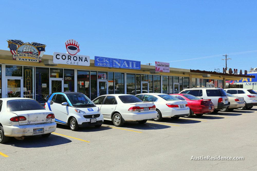 Cameron Road Corona Cafe