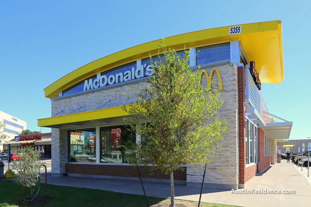 Cameron Road McDonald's