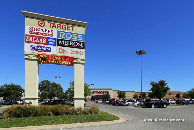 Cameron Road Capital Plaza Shopping Center