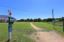 Cameron Road Buttermilk Branch Greenbelt Trail