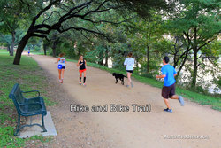 Downtown Austin Hike and Bike Trail
