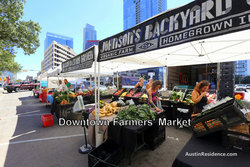 Downtown Austin Farmers Market