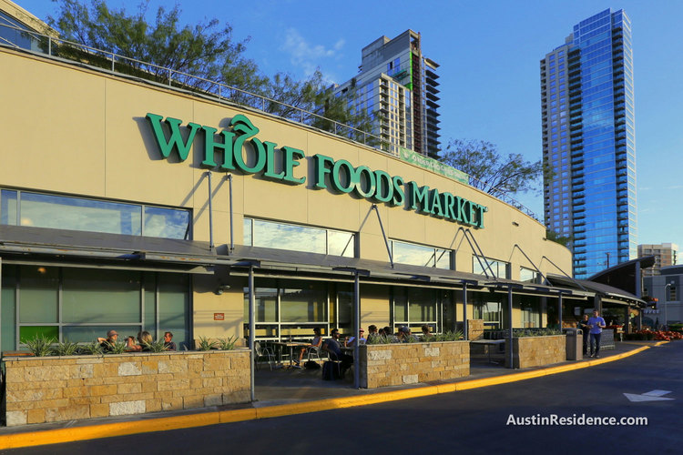 Downtown Austin Whole Foods Market