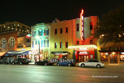 Downtown Austin Ritz 6th Street