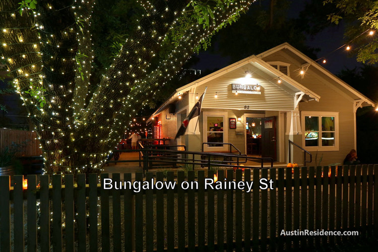 Downtown Austin Bungalow Rainey St