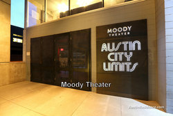 Downtown Austin Moody Theater
