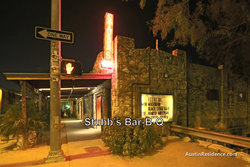 Downtown Austin Stubb's BBQ