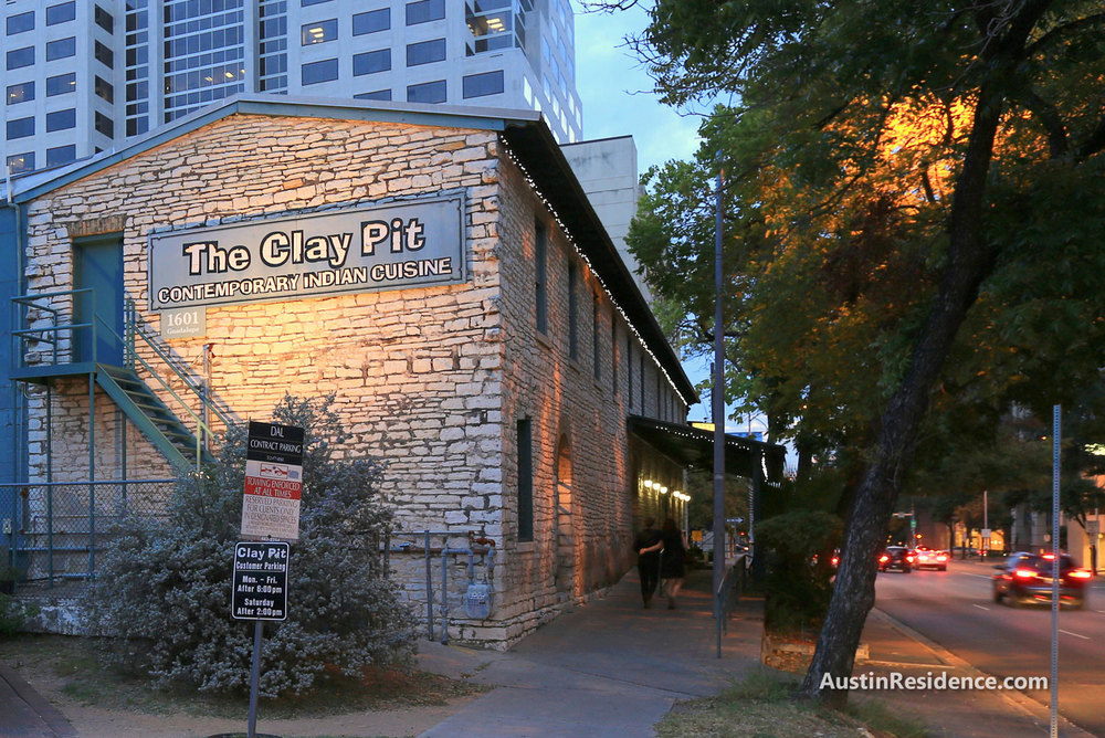 Downtown Austin The Clay Pit