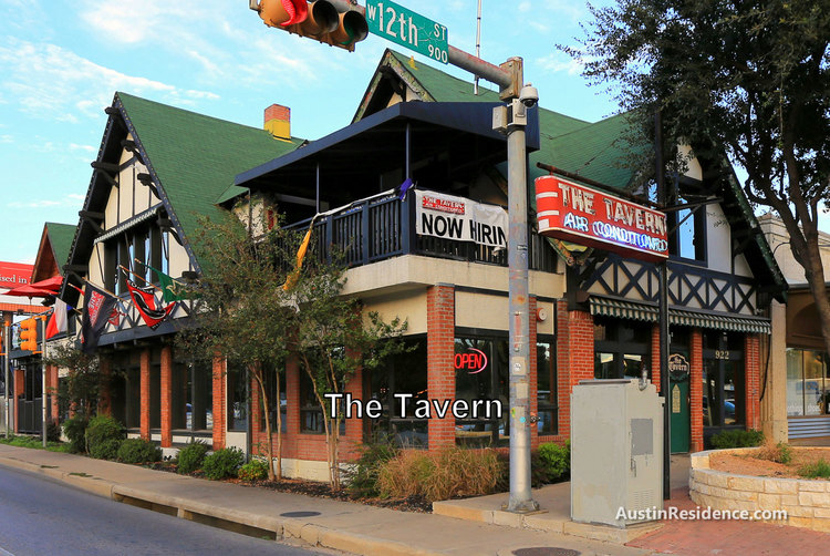 Downtown Austin The Tavern