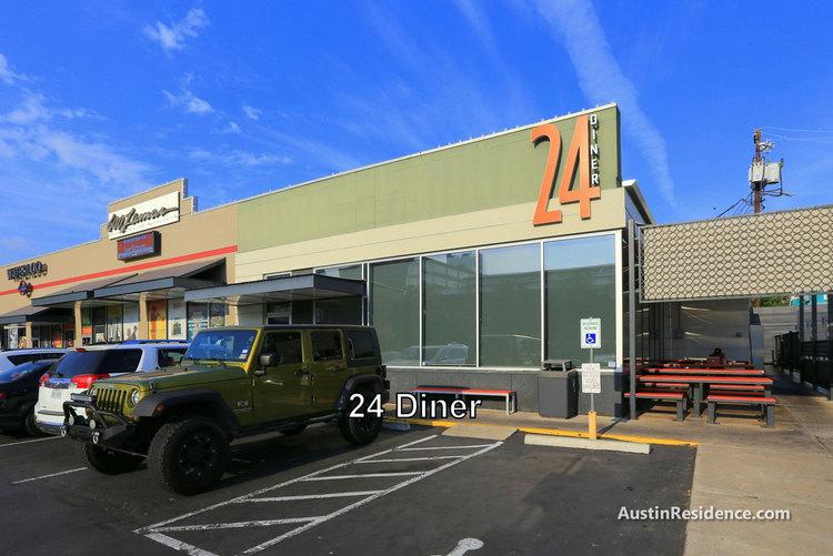 Downtown Austin 24 Diner
