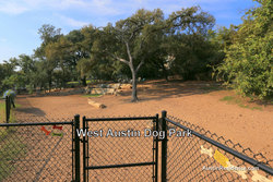 Downtown Austin West Austin Dog Park