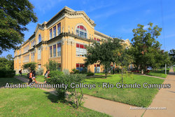 Downtown Austin ACC Rio Grande Campus