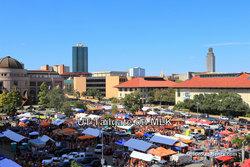 Downtown Austin UT Tailgate MLK