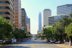 Downtown Austin Congress Ave