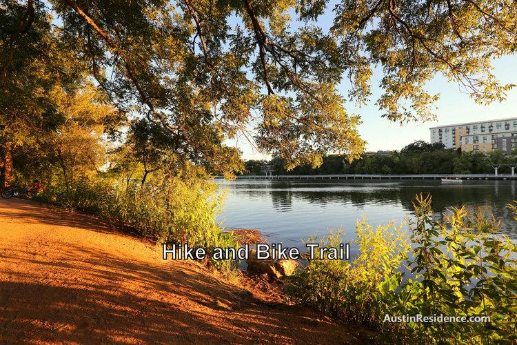 East Austin Hike and Bike Trail