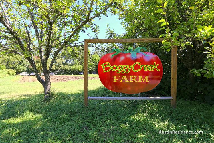 East Austin Boggy Creek Farm