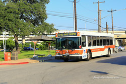 East Austin UT Shuttle