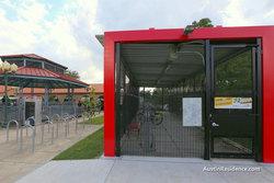 East Austin MetroBike Shelter