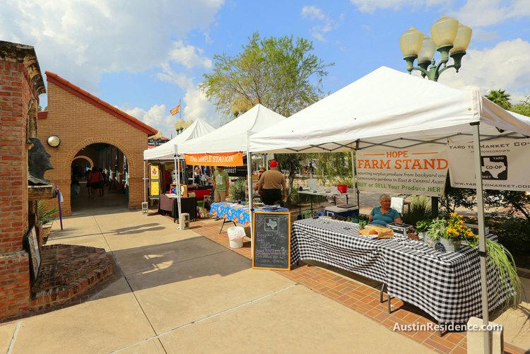 East Austin Hope Farm Stand
