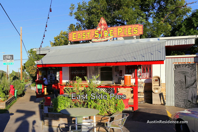 East Austin East Side Pies