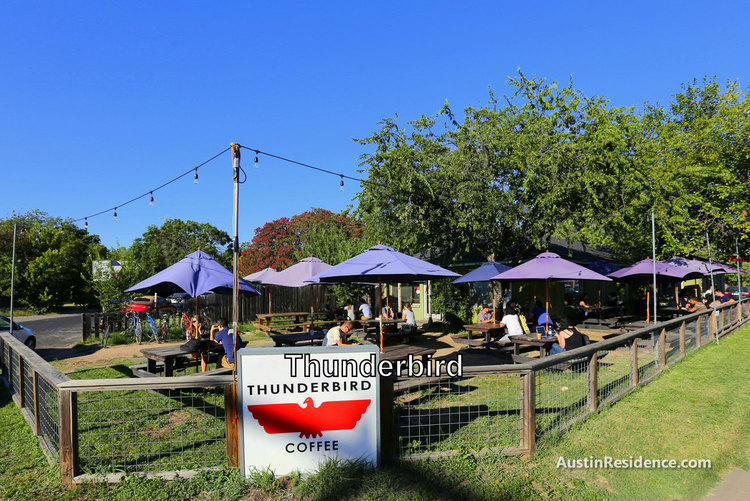 East Austin Thunderbird Coffee