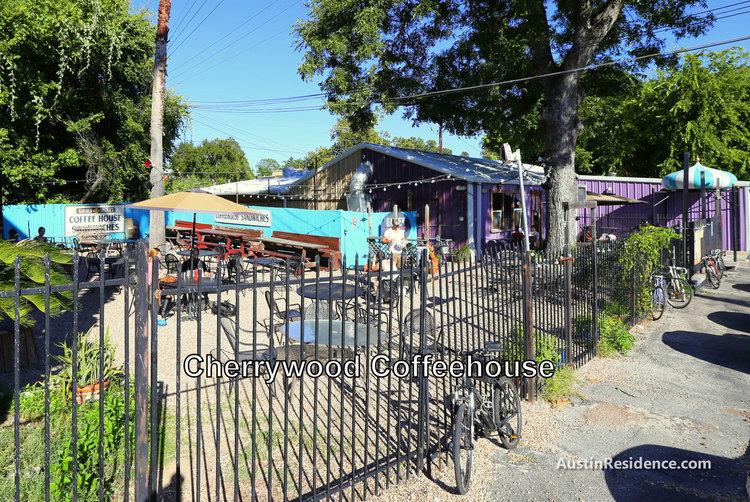 East Austin Cherrywood Coffeehouse