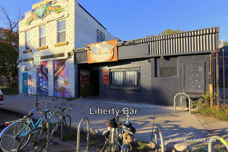 East Austin Liberty Bar