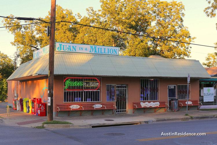 East Austin Juan in a Million