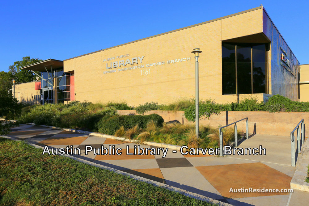 East Austin Carvery Branch Library