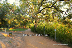 East Austin Hike and Bike Trail