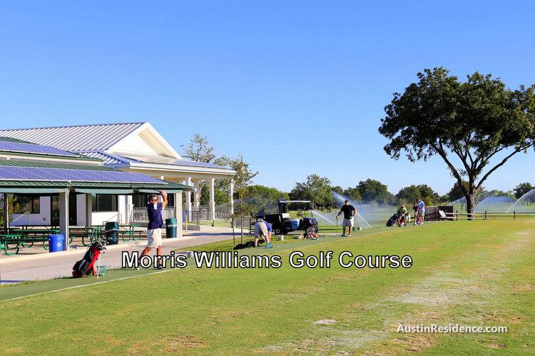 East Austin Morris Williams Golf Course