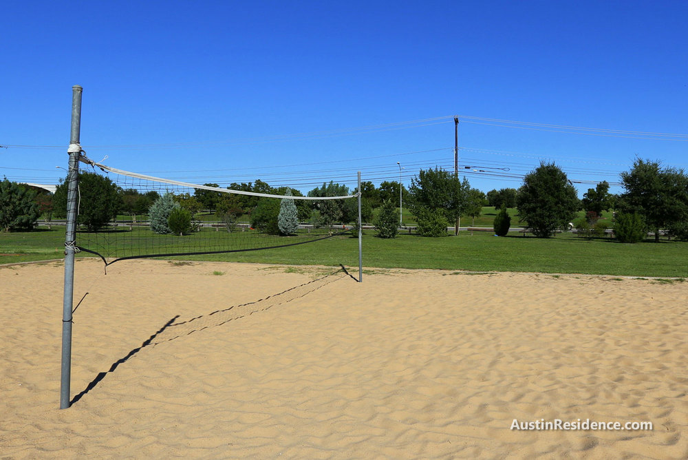 East Austin Patterson Park Sand Volleyball