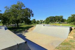 East Austin Patterson Park Skate Park