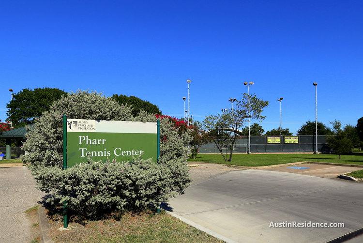 East Austin Pharr Tennis Center