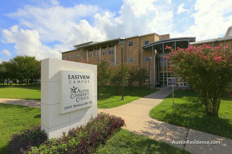 East Austin ACC Eastview Campus