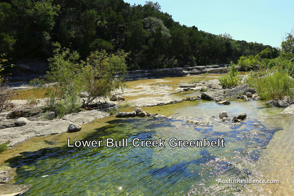 Far West Lower Bull Creek Greenbelt