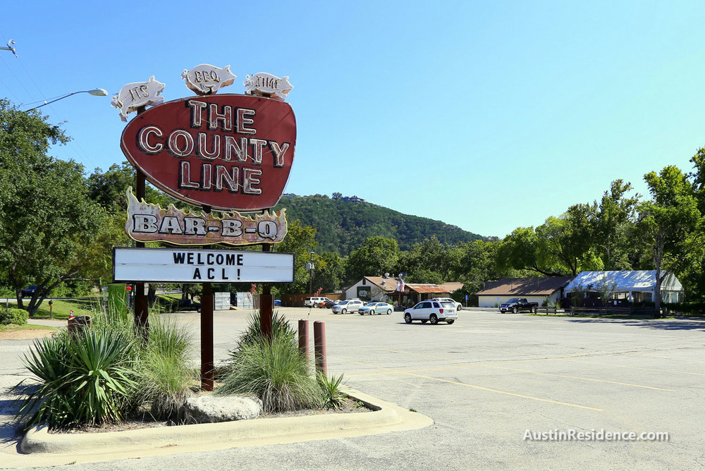 Far West The County Line BBQ